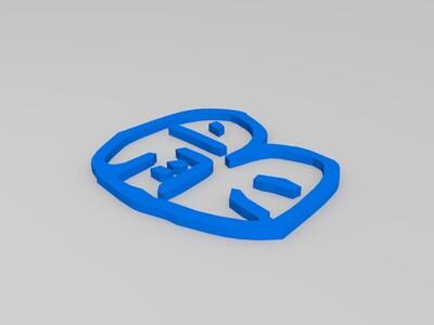 电话留声机-3d打印模型