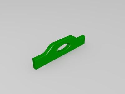 创意酒架-3d打印模型