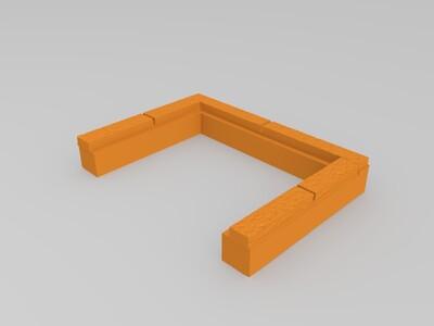 玛丽·简-3d打印模型