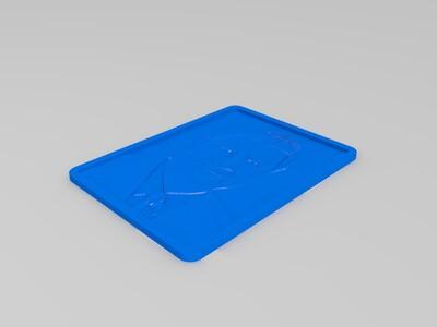 习主席-3d打印模型