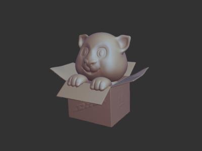 TOM速递-3d打印模型