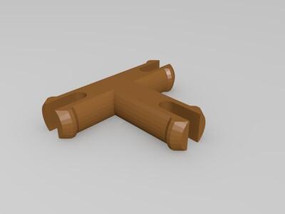 哈利波特金色飞贼戒指盒-3d打印模型
