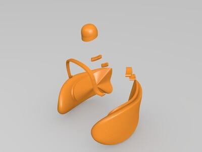 仁慈恻隐-3d打印模型