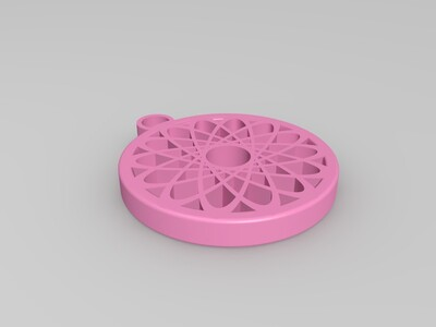 各种挂饰-3d打印模型