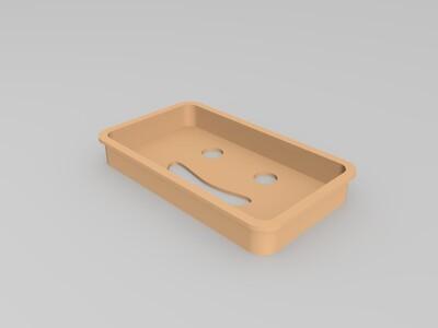 香皂盒-3d打印模型