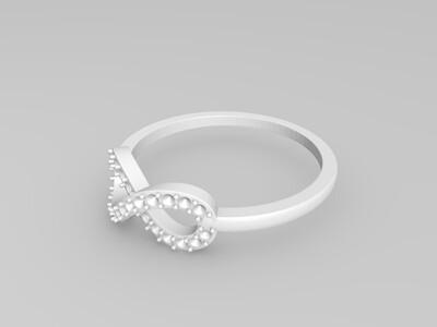 戒指01-3d打印模型