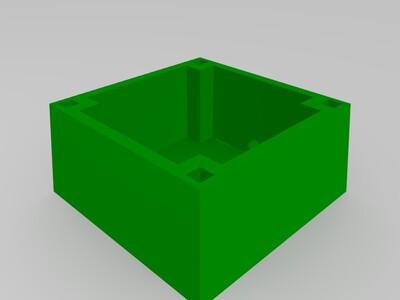 浮雕照片灯-3d打印模型