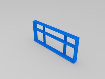 算盘-3d打印模型