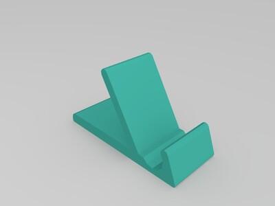 通用手机支架-3d打印模型