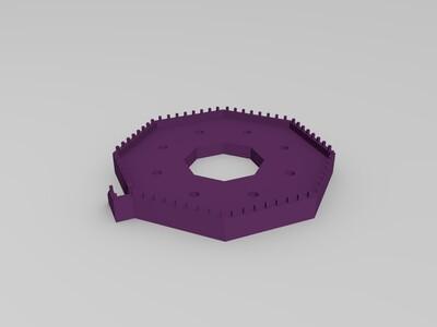 雷峰塔-3d打印模型