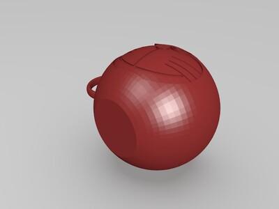 多啦A梦杯子-3d打印模型
