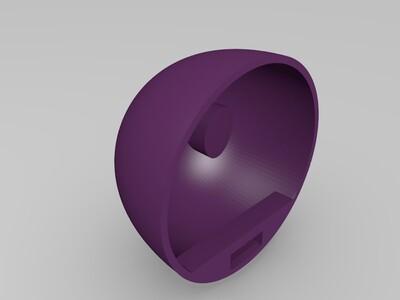 复活节彩蛋-3d打印模型