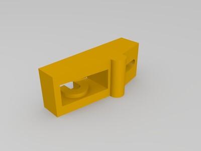 MB构架打印机-3d打印模型