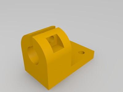 限位开关,长版-3d打印模型
