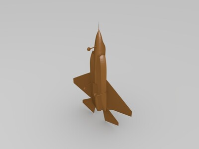 F-35飞机-3d打印模型