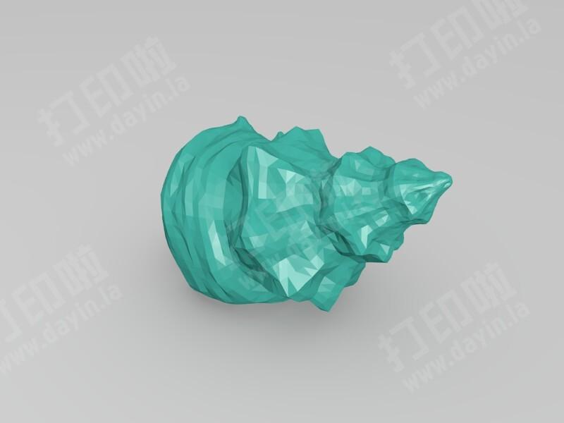 小海螺-3d打印模型