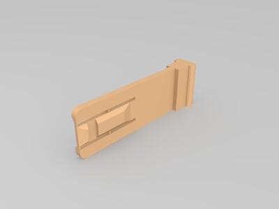 四轴飞行器-3d打印模型