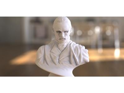 幻影-3d打印模型