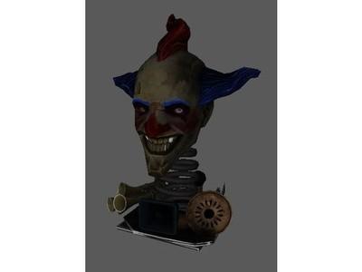 小丑杀手-3d打印模型