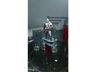 奎托斯-3d打印模型