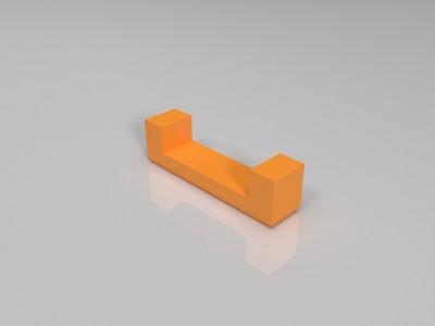 会摇头的机器人-3d打印模型