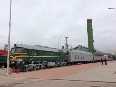 苏联 SS24 导弹列车 辅助车-3d打印模型