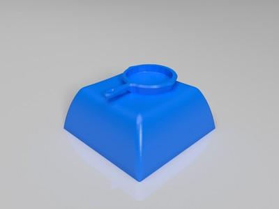 绝地求生键盘帽-3d打印模型