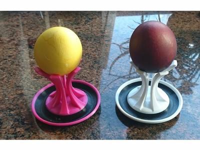 球支架-3d打印模型