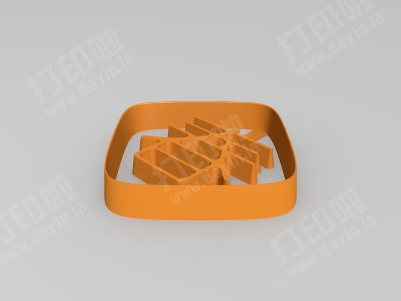 春字模具-3d打印模型