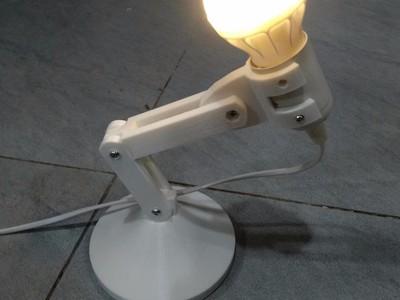 台灯-3d打印模型