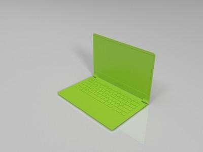 三星Notebook 9笔记本电脑-3d打印模型