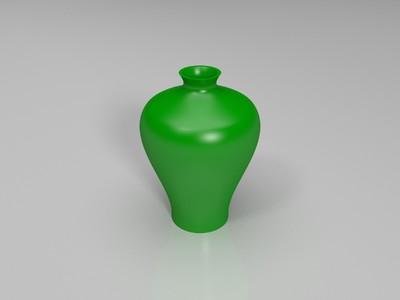古典花瓶-3d打印模型