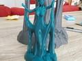 阿祖拉神社-3d打印模型