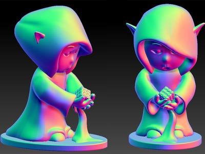 阿苏拉炼金术士-3d打印模型