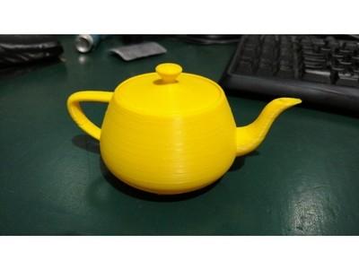 犹他州茶壶-3d打印模型