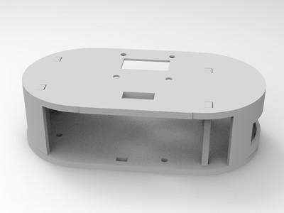 电子温度计-3d打印模型