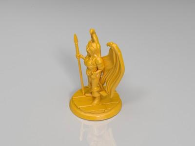 魅魔恶魔-3d打印模型