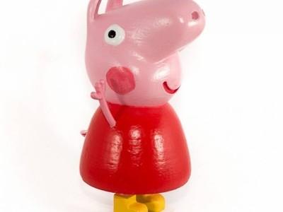 尕猪娃佩奇-3d打印模型
