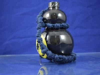 清酒瓶-3d打印模型