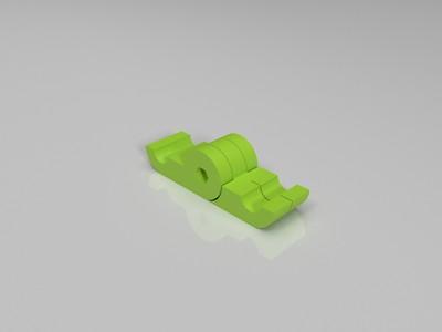 水冷管切割工具-3d打印模型