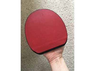 乒乓球手拍-3d打印模型