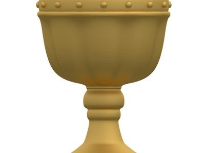 圣杯-3d打印模型