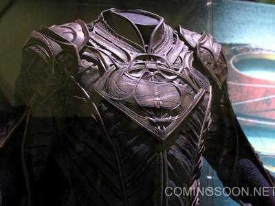 超人服装胸饰-3d打印模型
