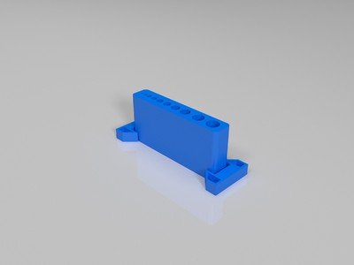 钻头架-3d打印模型