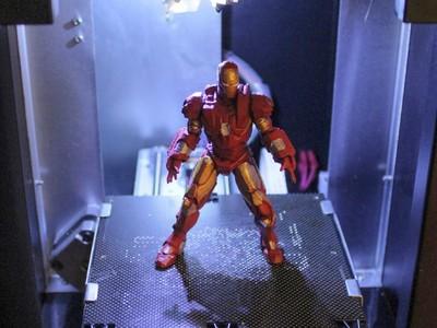 钢铁侠MK2-战争机器-3d打印模型
