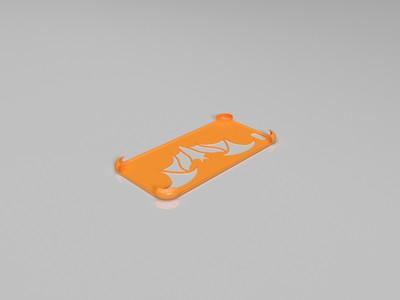 iphone6手机壳-3d打印模型