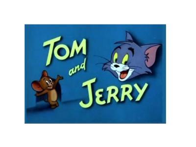 猫和老鼠(杰瑞登场)-3d打印模型