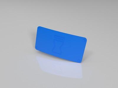 风影徽章-3d打印模型