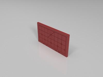 象棋-3d打印模型