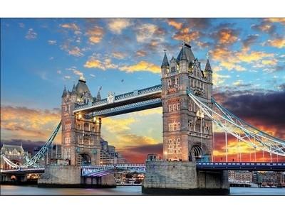 伦敦 塔桥-3d打印模型
